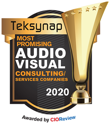 Top 10 Audiovisual Consulting/Services Companies - 2020