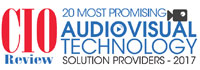 Top 20 AudioVisual Technology Solution Companies - 2017